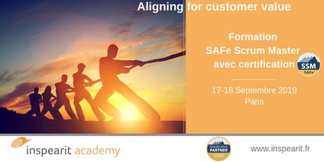 Formation SAFe Scrum Master billets