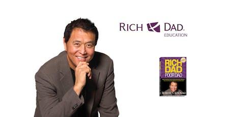 Rich Dad Education Workshop Swansea & Cardiff tickets