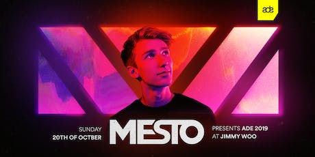 Mesto Presents ADE2019 - ADE Special tickets