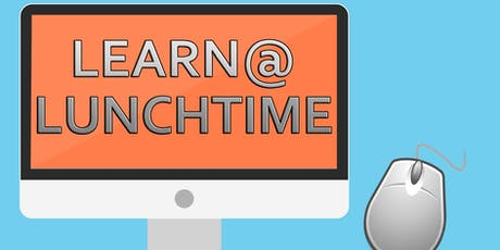 Learn @ Lunchtime: Keep Your Email Under Control tickets