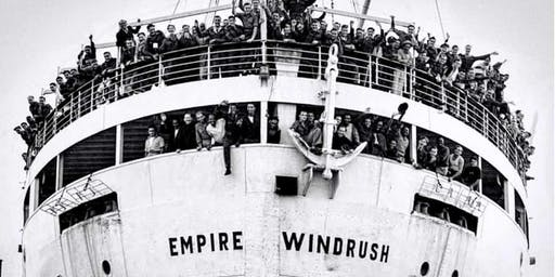 Preserving the Legacy of the Windrush Generation  – Speaker Patrick Vernon