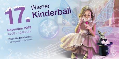 Wiener Kinderball tickets
