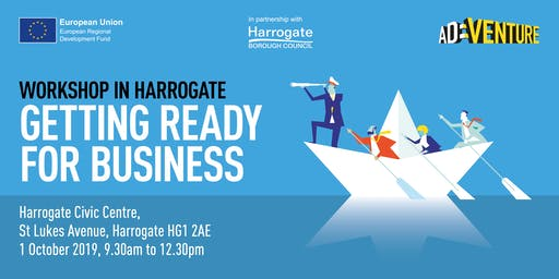 Adventure Business Workshop in Harrogate - Getting Ready for Business