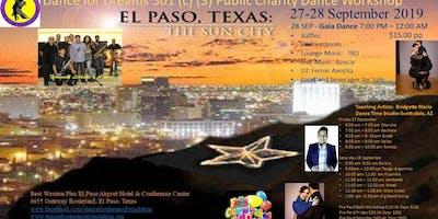 Dance for Dreams Sun Star City Dance Workshop & Gala Event