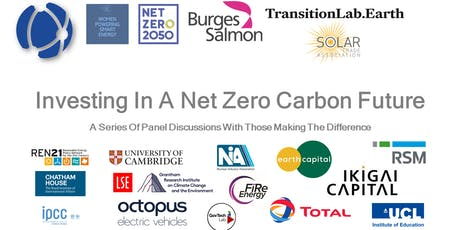 'Investing In A Net Zero Carbon Future'  tickets
