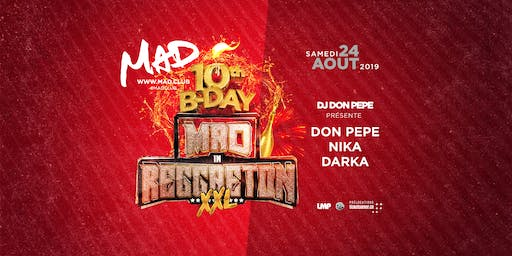 MAD IN REGGAETON XXL