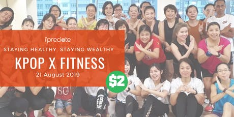 KPOP X FITNESS Workout Event! (only $2/ticket!)  tickets