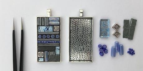 Mosaic Pendant Workshop with Rachel Davies Mosaics tickets