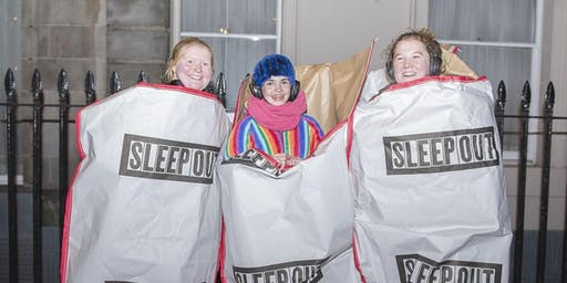 U18 Sleep Out