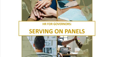 HR for Governors: Serving on Panels tickets