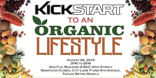 Awareness Talk: Kickstart to an Organic Lifestyle