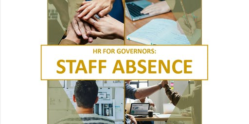 HR for Governors: Staff Absence