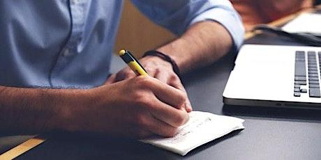 Workshop: Writing Your Dissertation  tickets