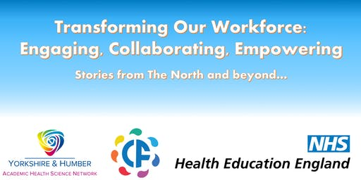 Transforming our Workforce - Stories from The North and beyond…