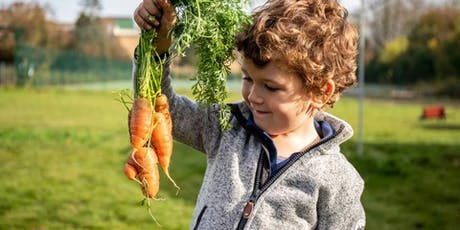 The Edible Garden: growing food with young people tickets