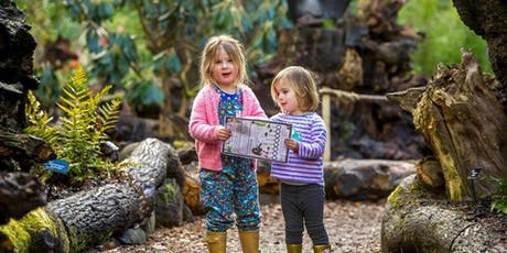 Early Years Garden Explorer tickets