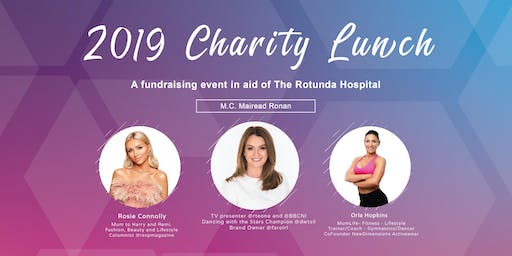 2019  Charity Lunch