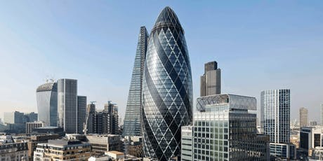 London Built Environment's September 2019 Property Sector Networking Reception at The Famous Gherkin tickets