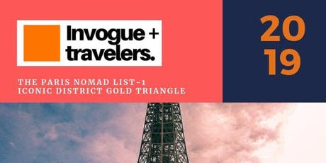 Paris Iconic District Tour - Gold Triangle By Invoguetravelers.club tickets