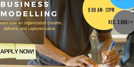 @IBizAfrica Open Program; Business Modelling tickets