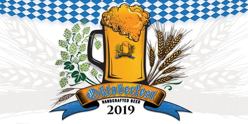 """""""Oktoberfest At The Park"""" 2019 - Handcrafted brews, food, and live music!"""