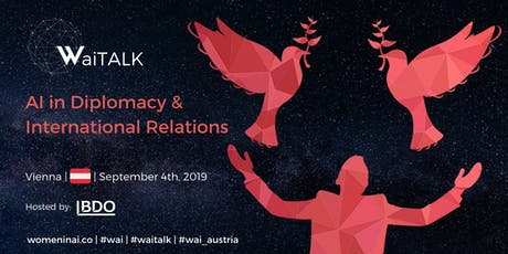 WaiTALK: AI in Diplomacy & International Relations billets