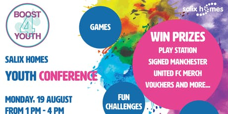 Salix Homes Youth Conference  tickets