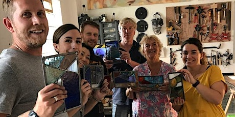 Stained Glass Workshop for Beginners tickets