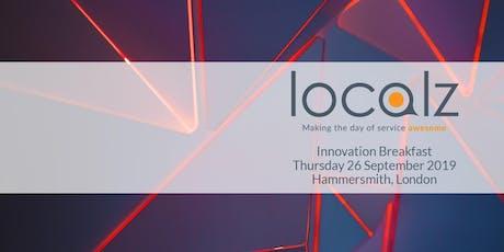 Localz Innovation Breakfast tickets