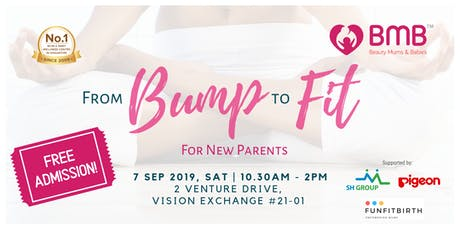 From Bump to Fit: For New Parents tickets