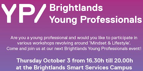 Brightlands Young Professionals - Mindset & Lifestyle tickets