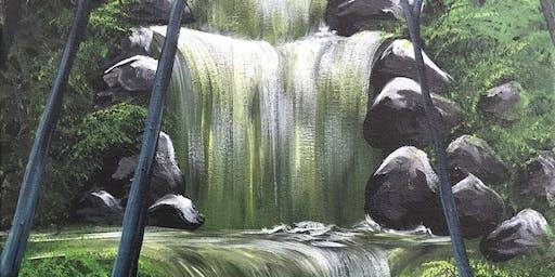 Emerald Falls Brush Party - Henley