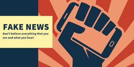 SÄKERHETSFREDAG: Behöver vi oroa oss över desinformation? biljetter