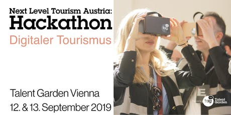 "Hackathon ""Digitaler Tourismus"": AR-Ideen für die digitale Guest-Journey Tickets"