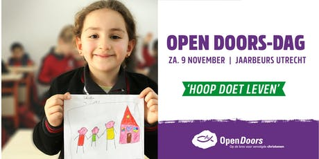 Open Doors-dag 2019 tickets