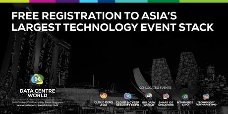 Data Centre World, Singapore 2019 tickets