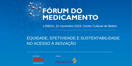 Fórum do Medicamento 2019 tickets