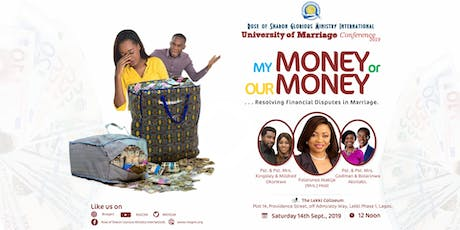University of Marriage Conference 2019 tickets