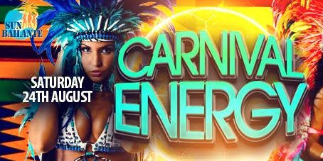 Notting Hill Carnival 2019 Warmup Party - CARNIVAL ENERGY