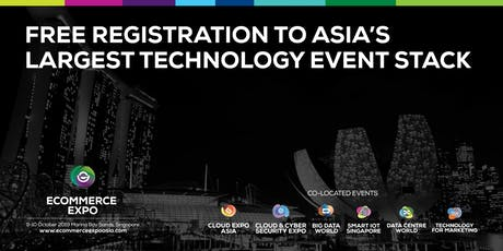 eCommerce Expo Asia tickets