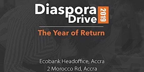 Diaspora Drive 2019 tickets