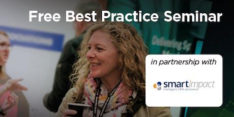 How to Choose a Digital Transformation Partner Seminar (SmartImpact) tickets