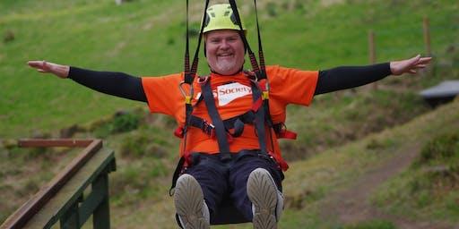 Zipslide Zinger   MS Society Scotland
