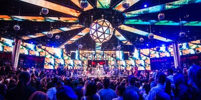 Drais Nightclub - #1 Vegas HipHop Party - 2/22