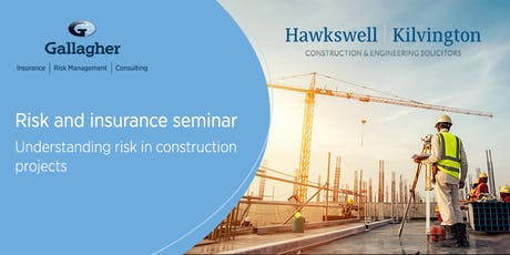 Understanding risk in construction projects tickets