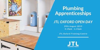 JTL Oxford Open Day Thursday 29th August 2019 - Plumbing Apprenticeships