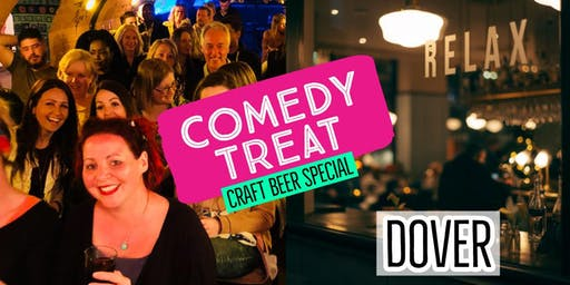 Breakwater Tap Room's Comedy Treat! (Dover)