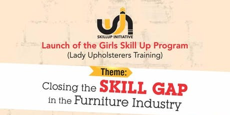 Launch of the Girls Skill Up Program tickets