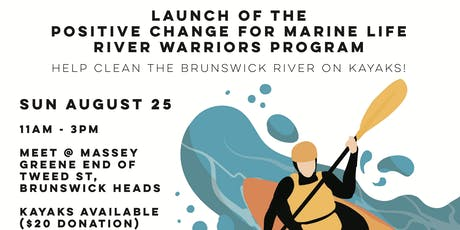 River Warriors - Brunswick River Launch tickets