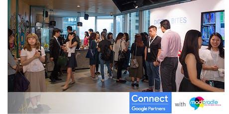 (免費講座) Google Connect ─ 新消費趨勢 ‧ 數碼營銷創新機 講座 tickets
